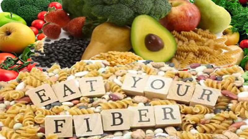 رژیم غذایی فیبردار